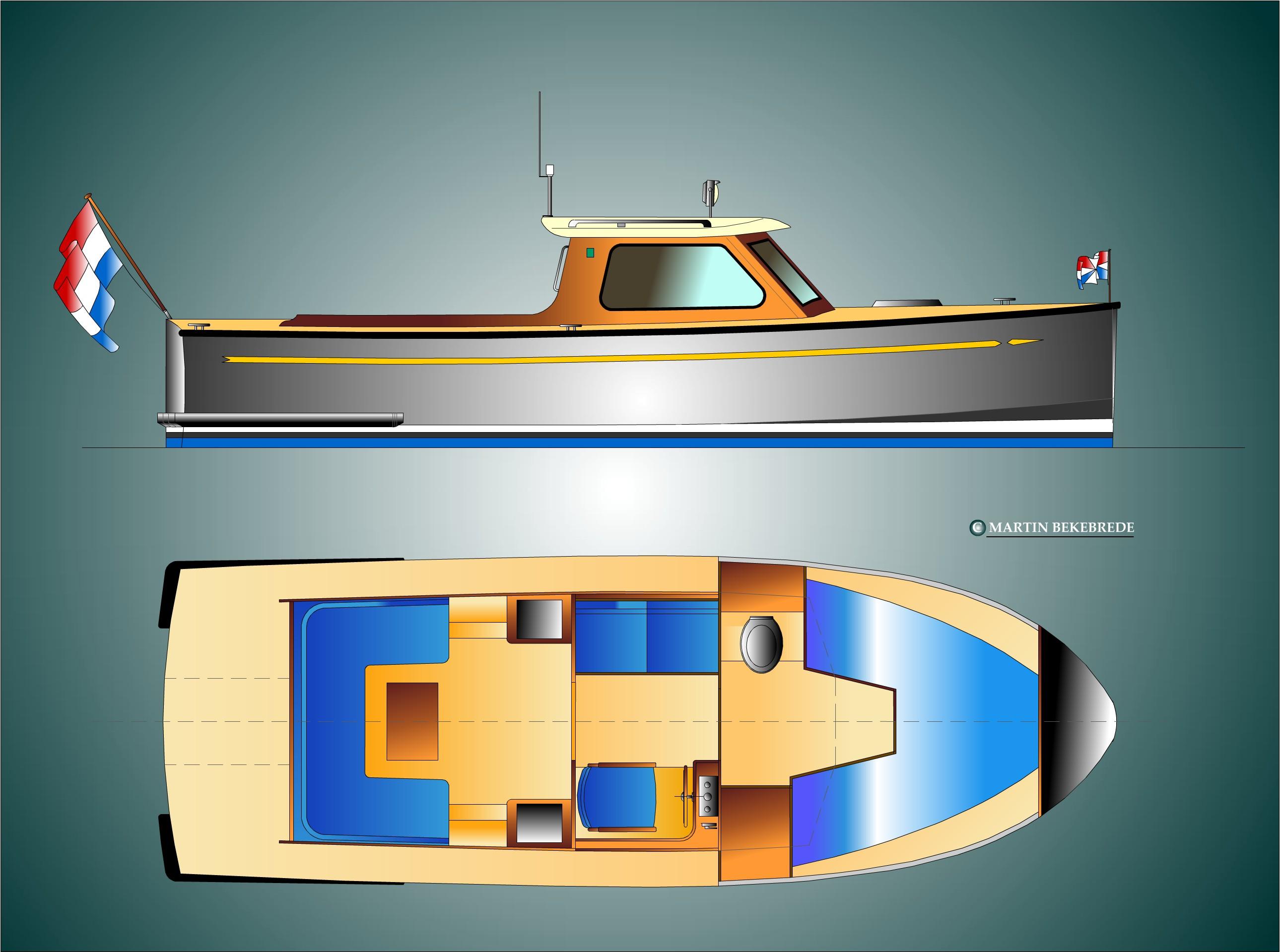 Bekebrede Werkboot 763
